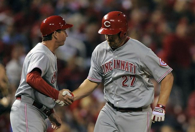 cincinnati reds players through the years | Cincinnati Reds 2013: Top 5 Notable Player Subtractions from Last Year ...