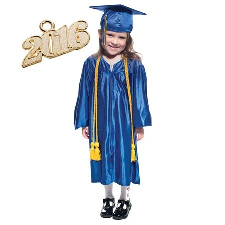 Grad Set With Honor Cord Shiny With Images Cap And Gown Fashion Children Photography