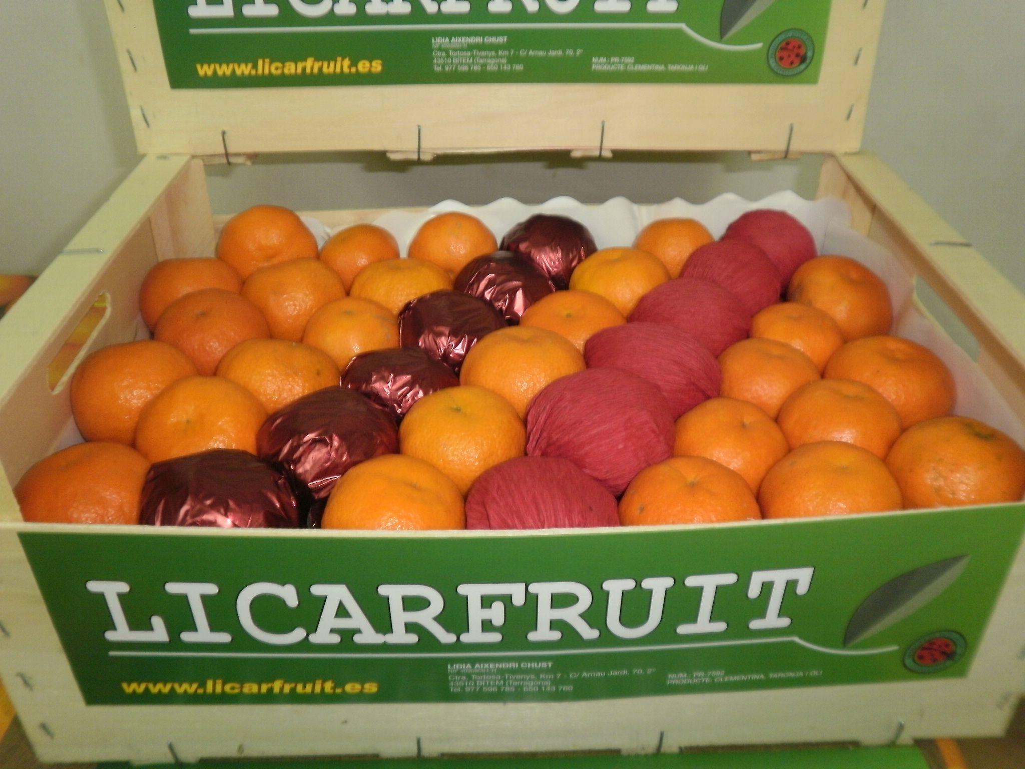 clementina - producción integrada