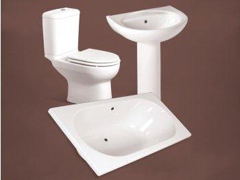 White Iqwa Bathroom Set Bathroom Sets Bathroom Accessories Bathroom