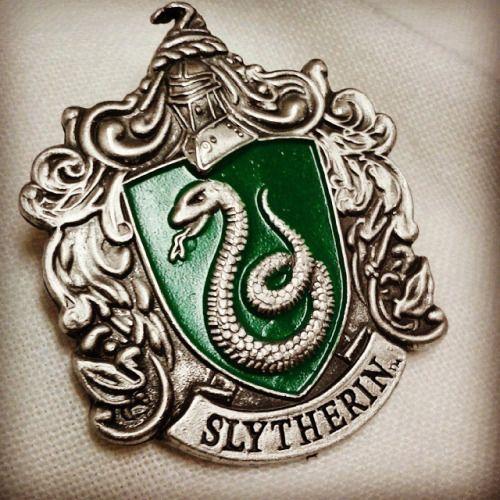 Slytherin - inmydreamsifeelimmortal