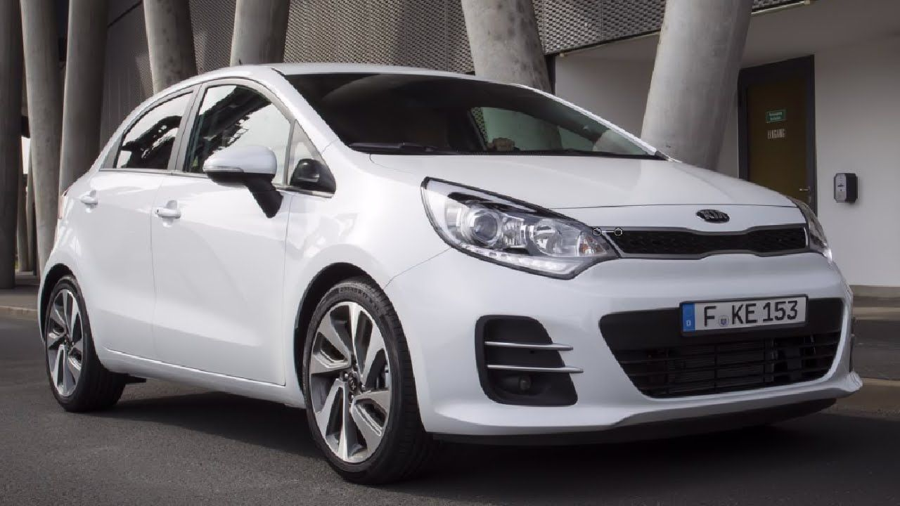 Kia rio 2015 hatchback auto news 2015