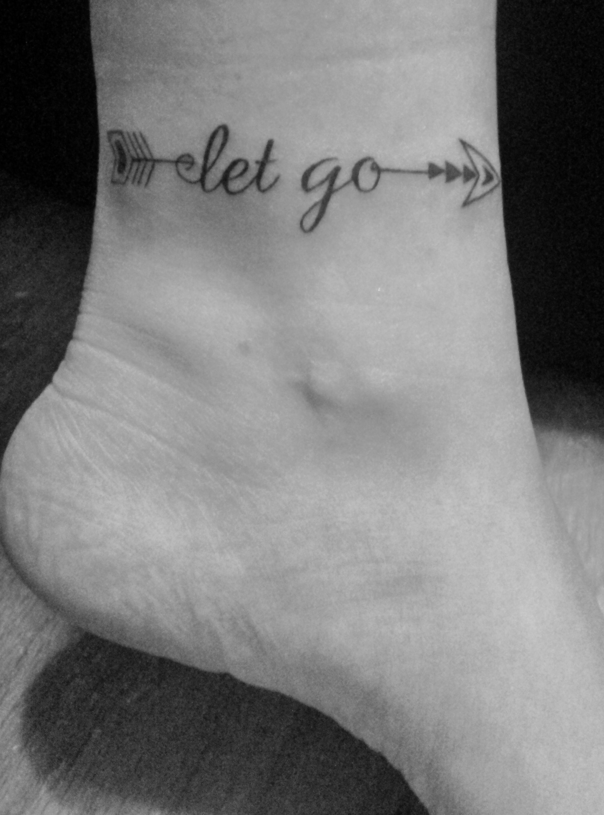 but with 'i carry your heart' and on my arm Arrow