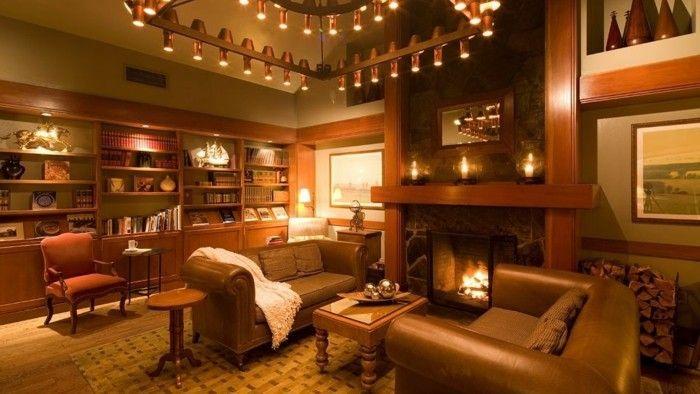 115 schöne Ideen für Wohnzimmer in Beige! Wohnzimmer Ideen - wohnzimmer orange beige
