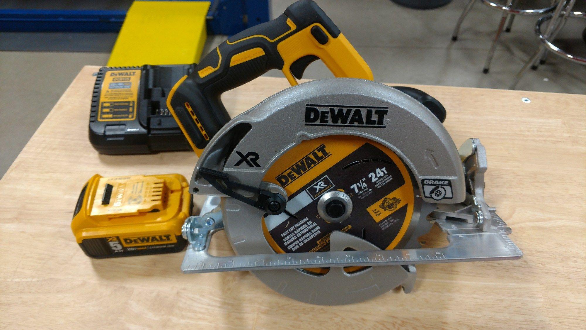 Dewalt dcs570 20v 7 14 circular saw with blade brake review dewalt dcs570 20v 7 14 circular saw with blade brake review keyboard keysfo Gallery
