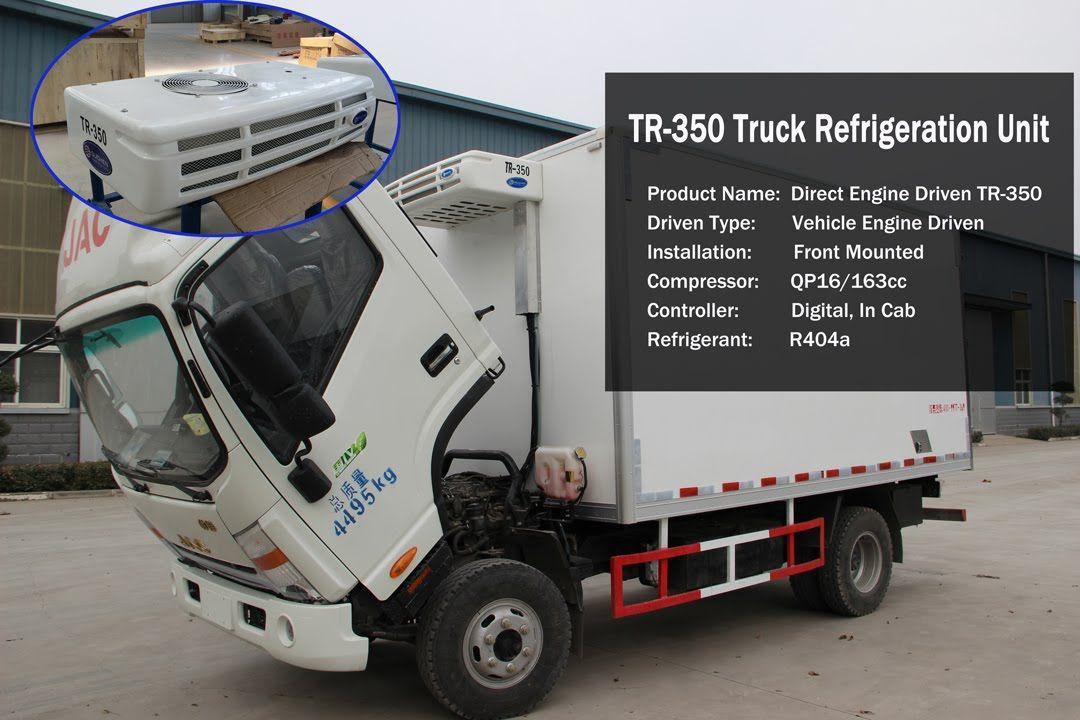 Guchen TR 350 Truck Refrigeration Unit Guchen Industry is