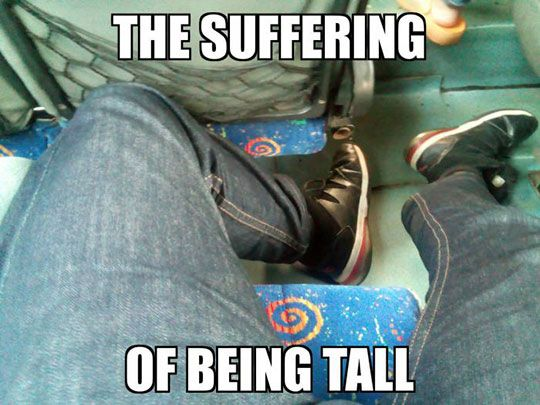 Funny Memes About Tall Guys : Tall guys understand tall people tall guys and stuffing
