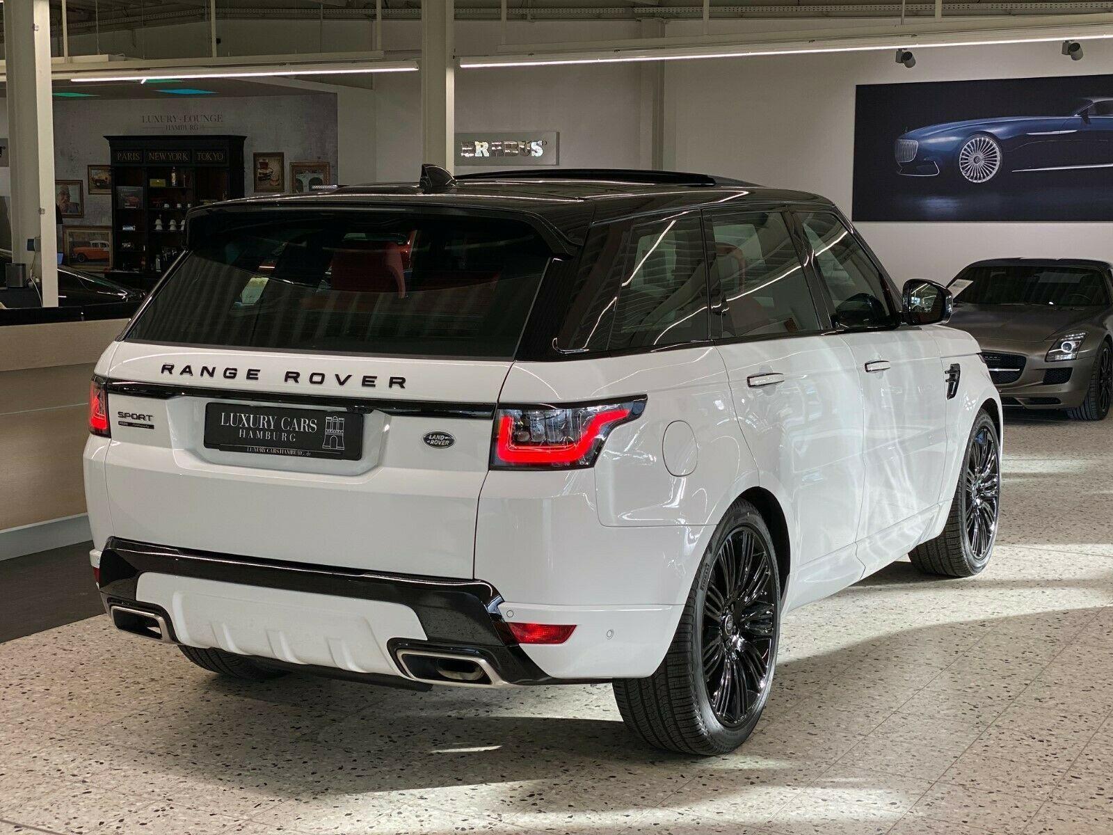 Land Rover Range Rover Sport Luxury Cars Hamburg Germany For Sale On Luxurypulse In 2020 Range Rover Sport Range Rover Land Rover