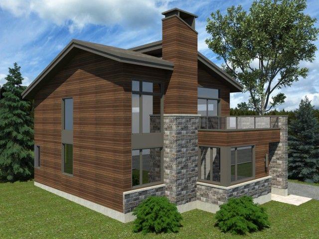 Lu0027Örebro II maison unifamiliale Maison Pinterest - comment calculer surface habitable d une maison
