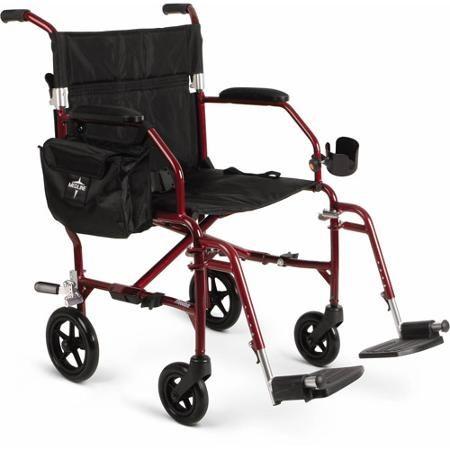 Auto Tires Transport Chair Transport Wheelchair Wheelchair