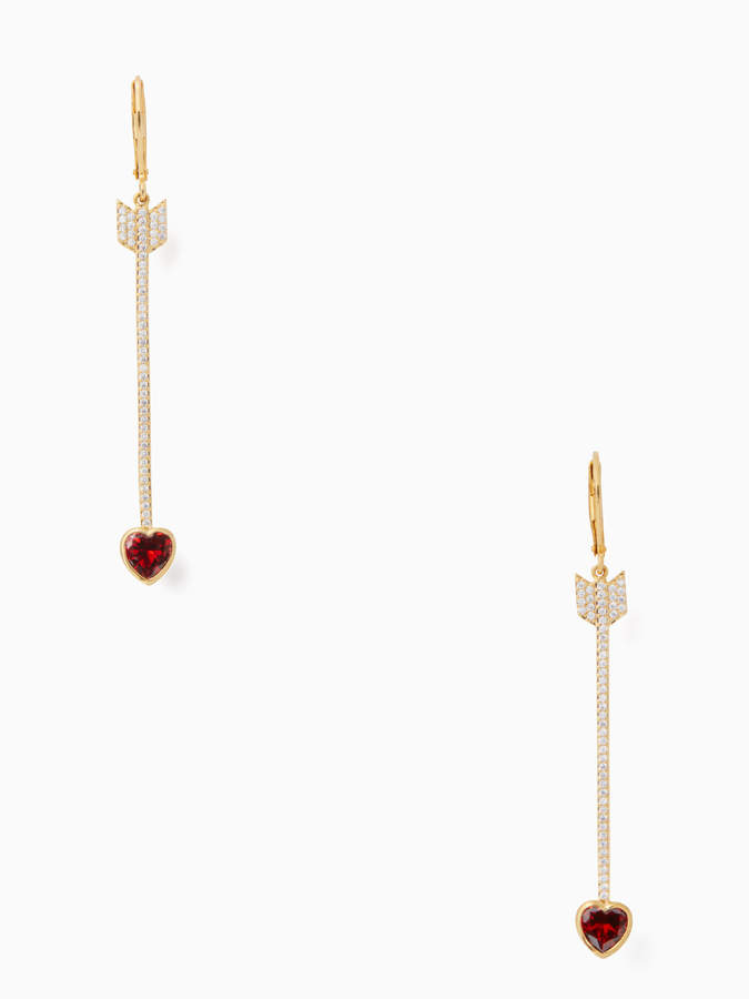 e929eca4f Kate Spade romantic rocks linear earrings | Kate Spade in 2019 ...