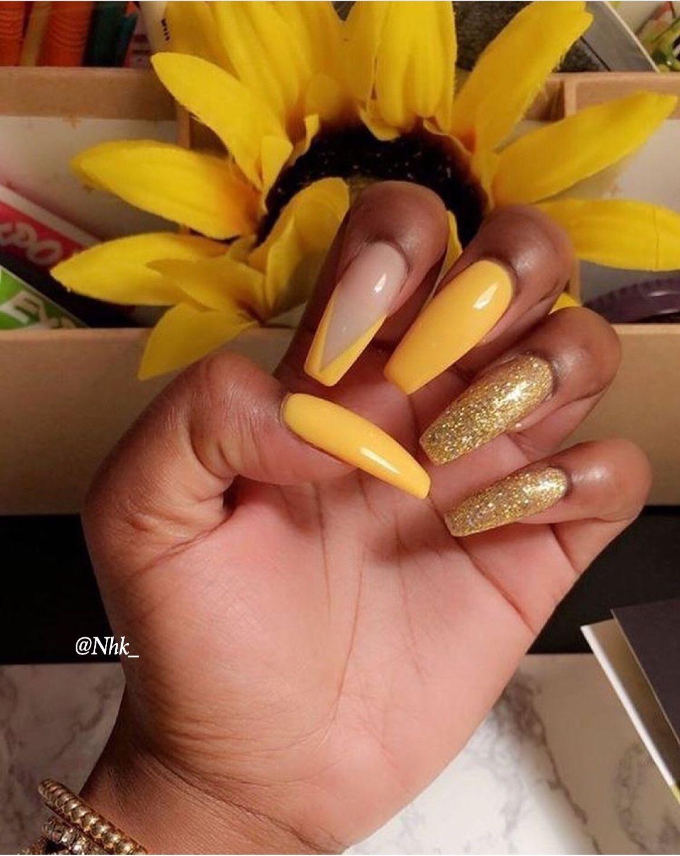 Pinterest: @Nhk_ ⚠ | #ղɑíӏ$ | Pinterest | Nail inspo, Acrylics ...