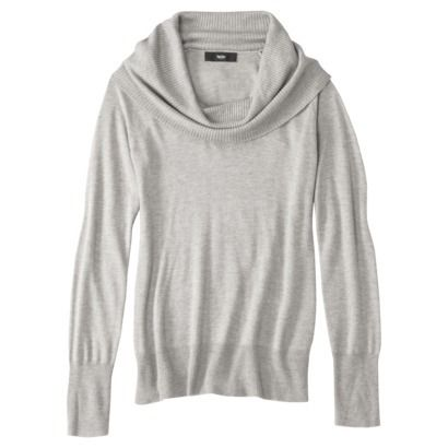 TARGET::Mossimo® Women's Ultrasoft Cowl Neck Sweater - Assorted ...