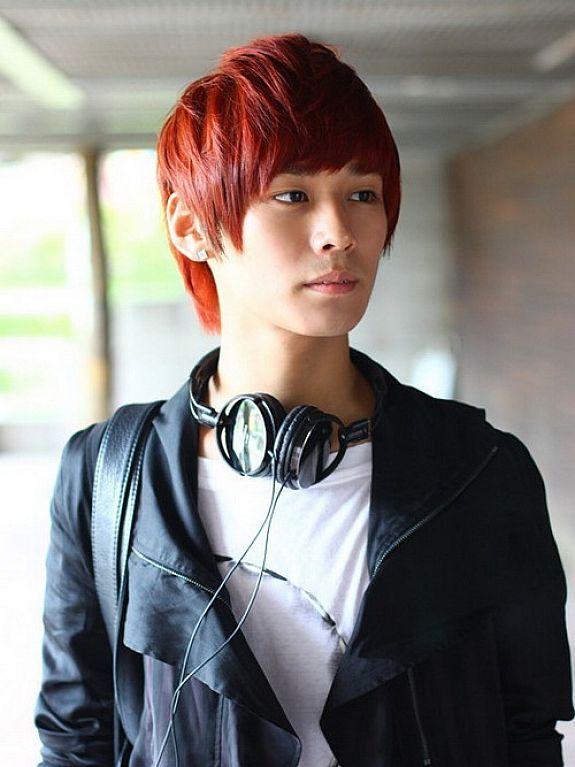 Korean Hairstyle for Men: Korean Short Hairstyles With Straight Hair Hipsterwall ~ hipsterwall ...