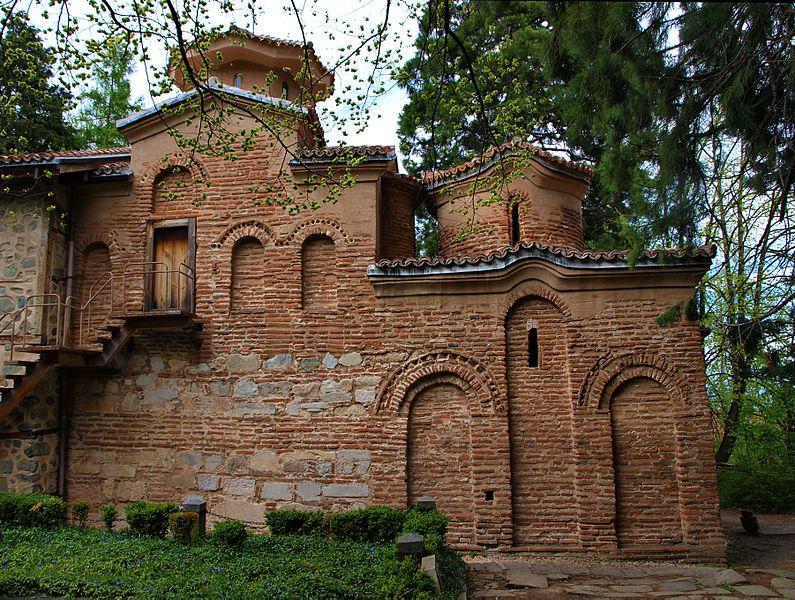 Boyana Church - Boyana District, Sofia, Bulgaria  Medieval Bulgarian Orthodox