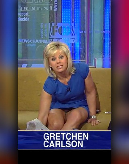 Latest gretchen upskirt