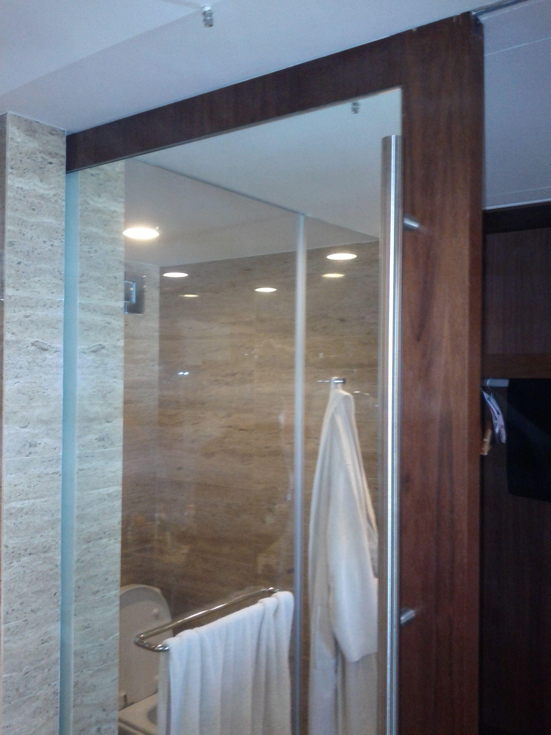 Mirror On Back Of Sliding Doors Pocket Door Home Improvement