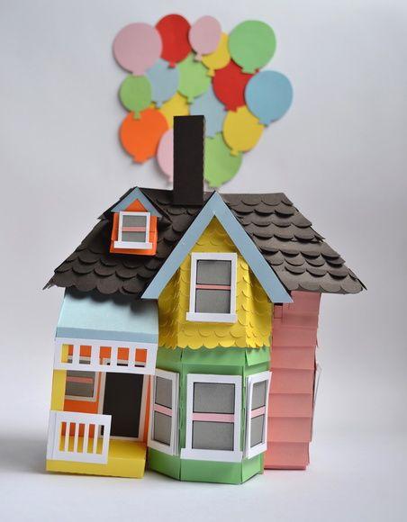 Casa UP  TEMA UP  Outdoor decor Home Decor e Party