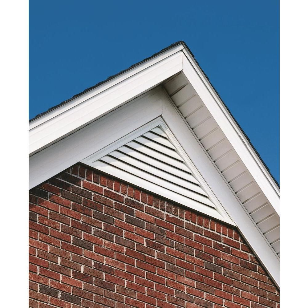 Pin on Gable vents