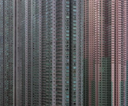 Michael Wolf  Architecture of Density #43 2006