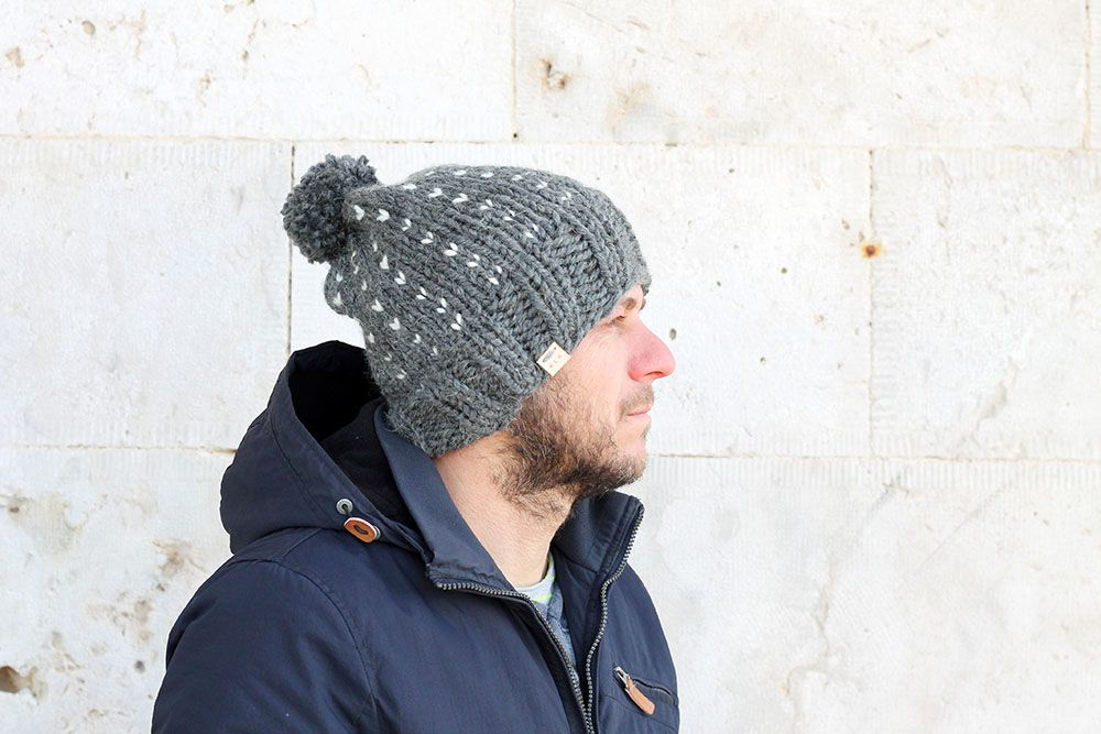 38ff459fa43 The Heracles Hat Knitting Pattern - Free Knitting Patterns - Handy Little Me