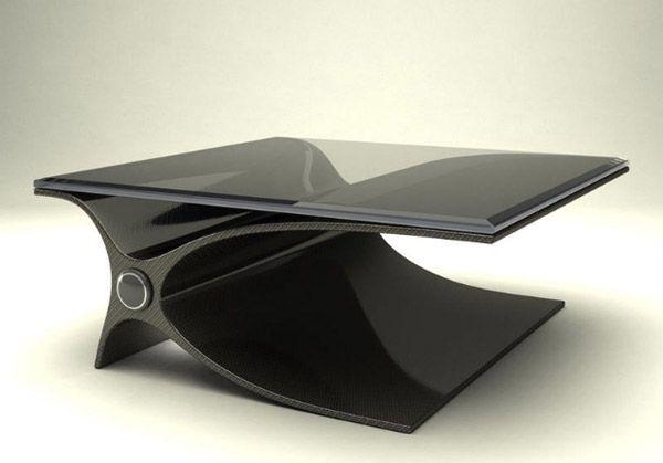 Ascension Carbon Fiber Furniture Photo