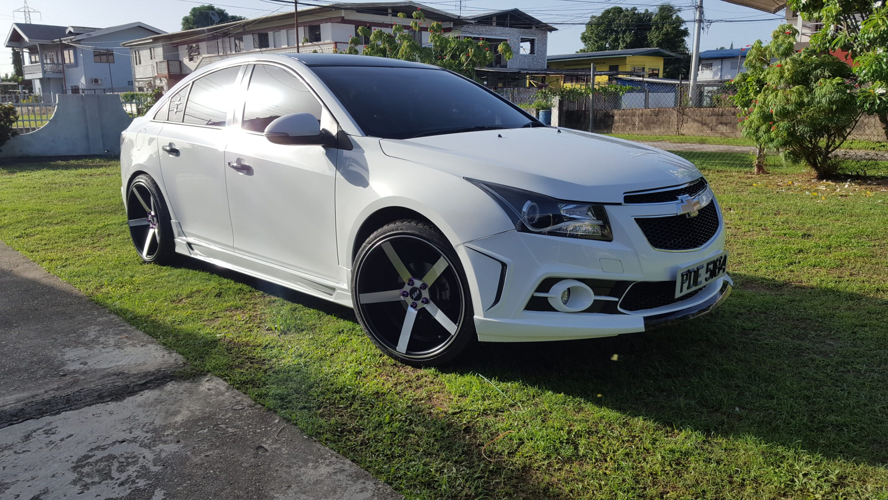 Products Chevy Cruze Chevy Cruze Custom Cruze