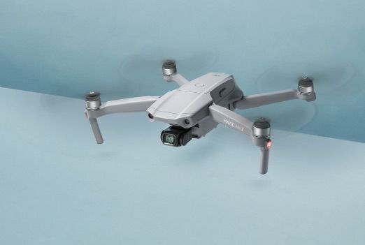 Photo of DJI、新作ドローン「Mavic Air 2」発表。8K撮影機能を搭載した折りたたみ式