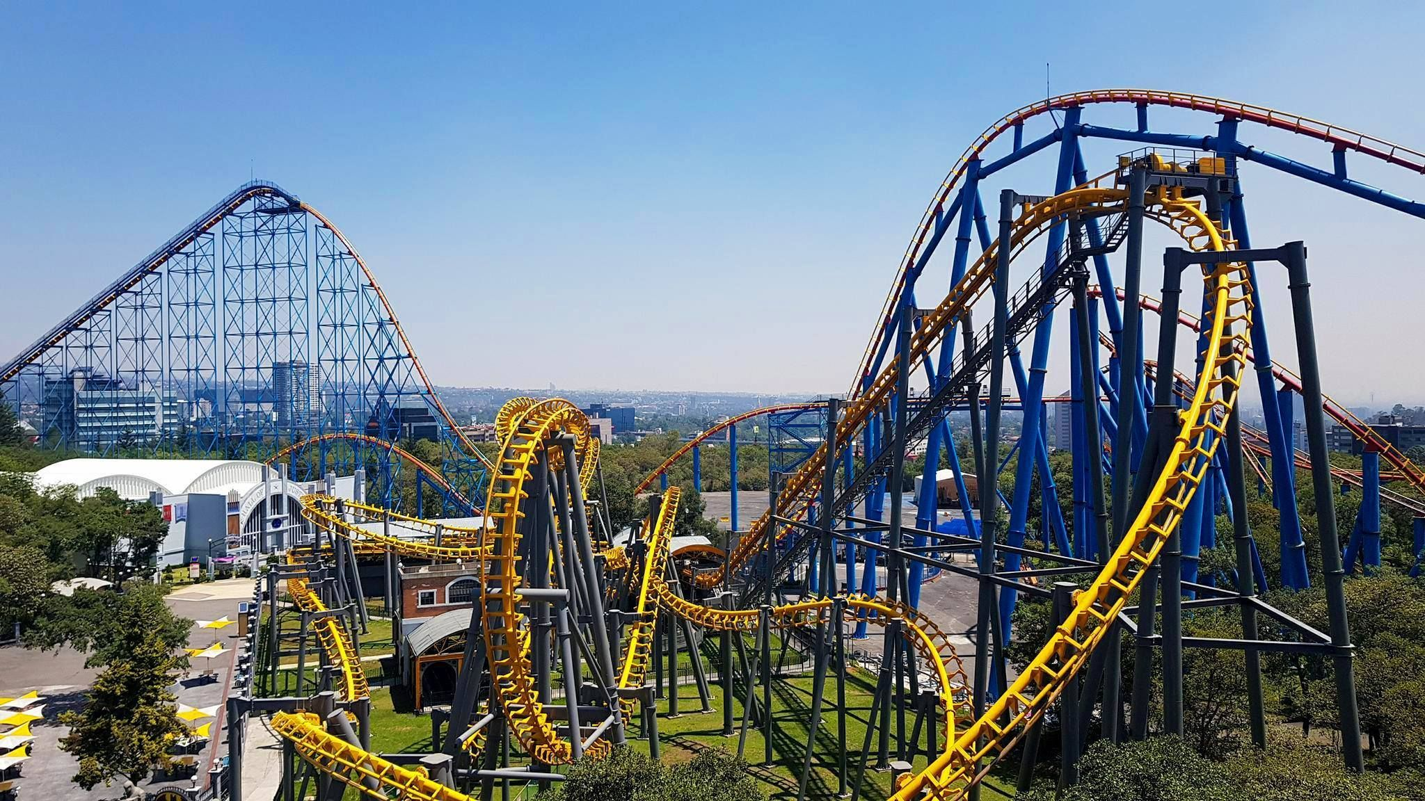Six Flags Announces Reopening Of California And Mexico Theme Parks In 2021 Six Flags Six Flags Mexico California Parks