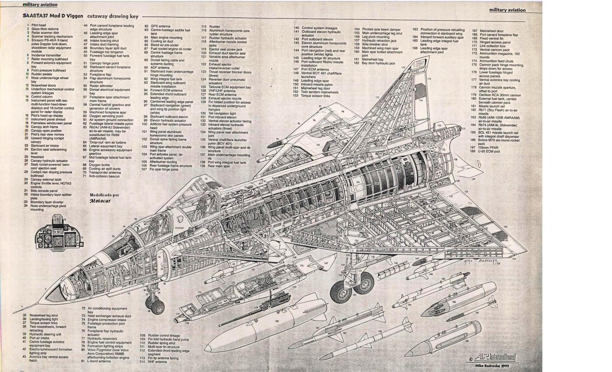 Cutaways Page 2 Ed Forums Plane Mechanical Drawings Volvo 164 Engine Diagram