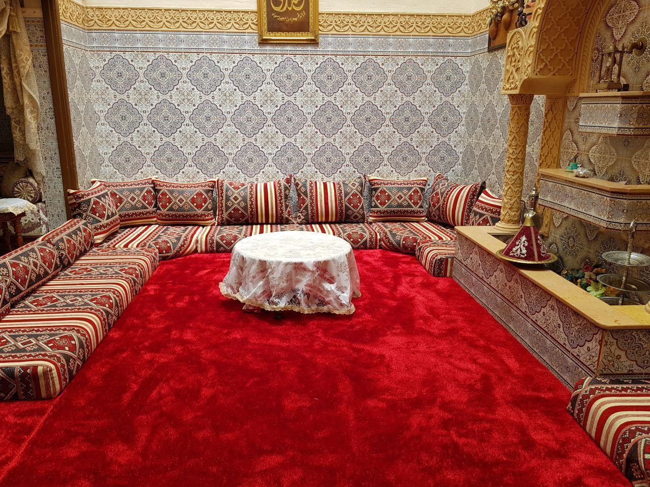 صالون مغربي تقليدي Home Decor Decor Furniture