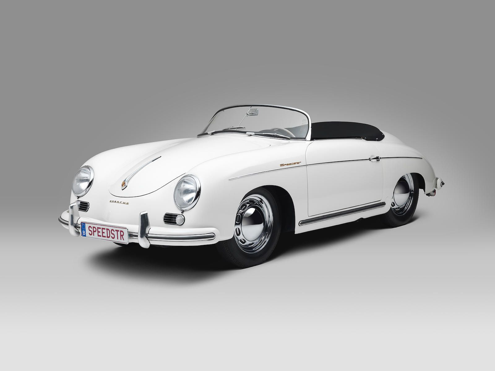 Believed the only one delivered new to Belgium,1955 Porsche 356 \'Pre ...