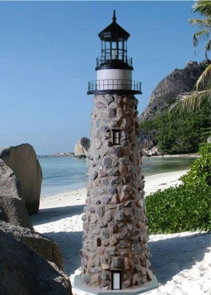 5 629 shipping 199 stone lighthouse joelles house 5 629 shipping 199 stone lighthouse sciox Choice Image