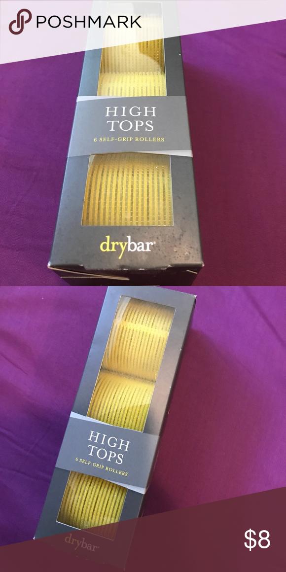 DryBar High Tops - Velcro Rollers