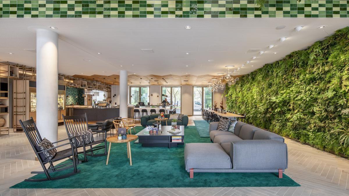 Hyatt Regency Amsterdam Architect: Concrete architect artikel: Pi ...