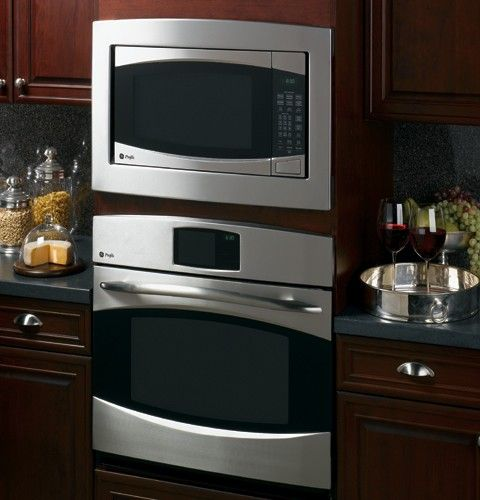 Ge Peb2060smss 2 0 Cu Ft Countertop Microwave Oven With 1200