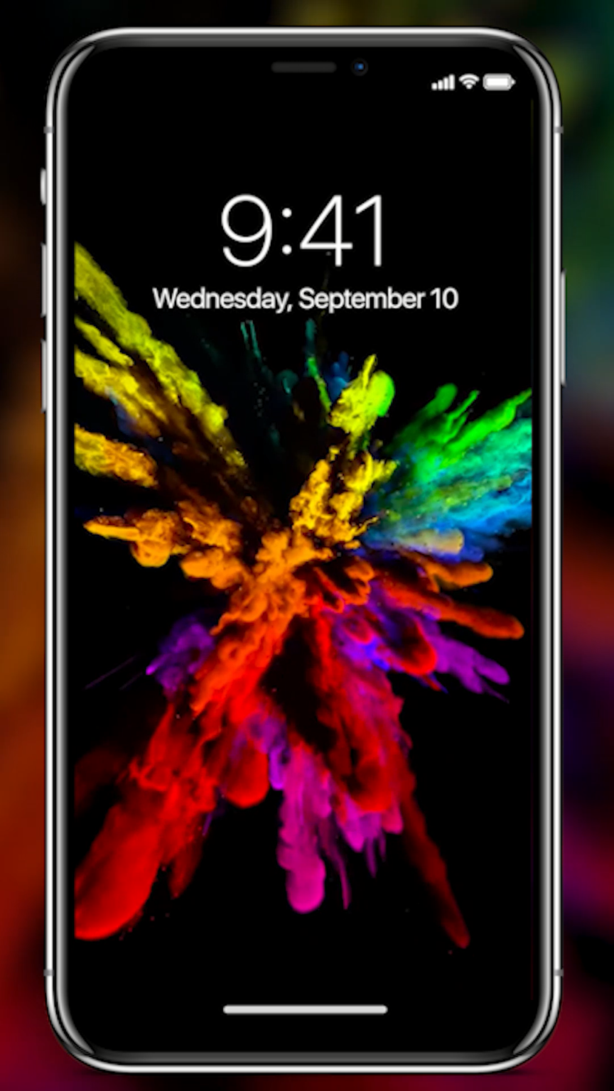 Does Iphone Xs Have Live Wallpaper