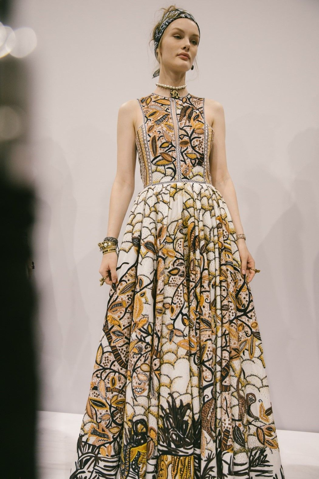 Christian Dior Cruise 2020 2019 Elbise Modelleri