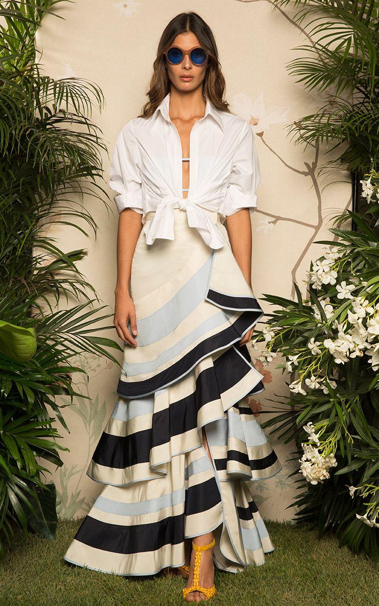Johanna Ortiz Resort 2017 | Preorder at Moda Operandi | M\u0027O + ...