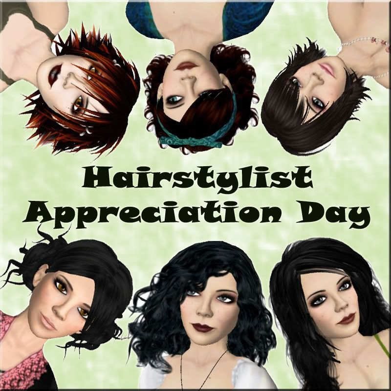 National Kiss And Makeup Day: Hairstyle And Hairstylist Appreciation Day
