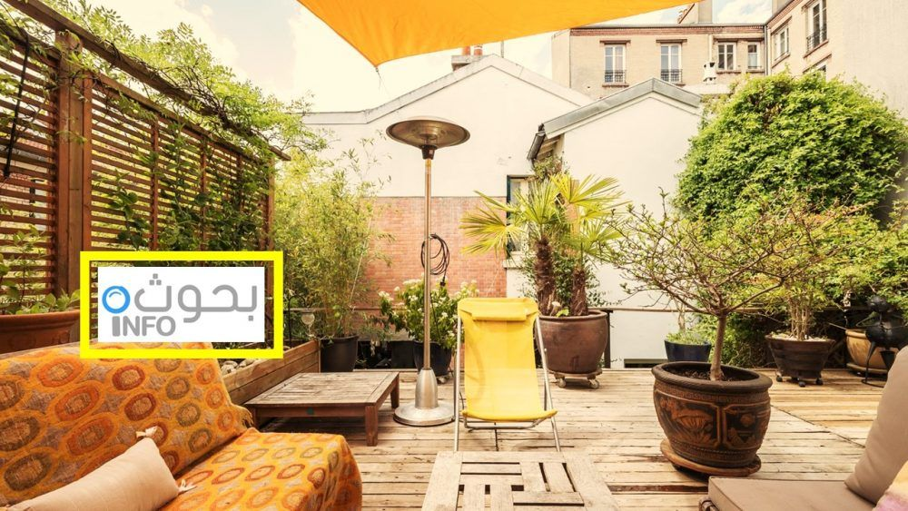 أفكار لاستغلال السطح وتزيينه Outdoor Decor Patio Outdoor