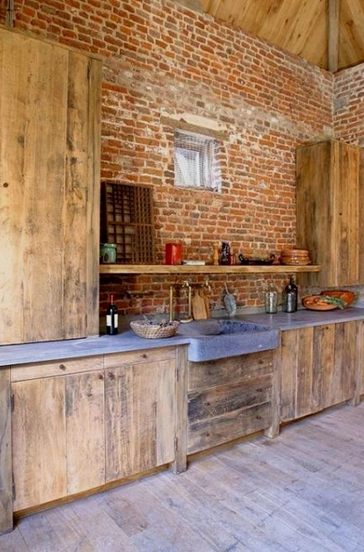 image source : pinterest.com Country style kitchens are ...