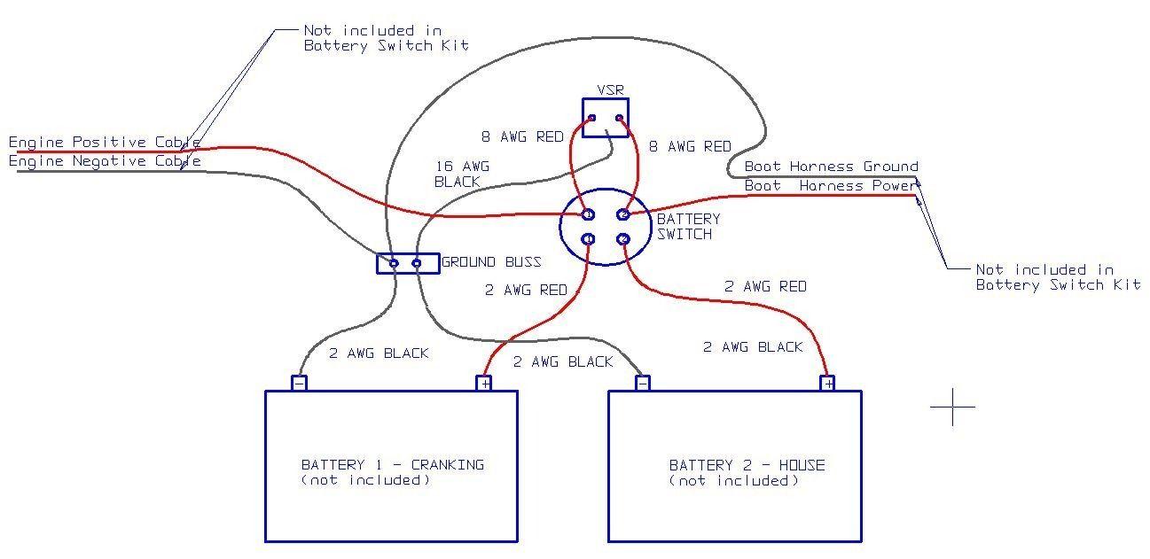 Jon Boat Wiring Diagram   Wiring Library