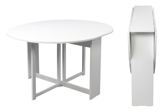 A Table Dans La Cuisine Table De Cuisine Pliante Table Ronde Pliante Ikea