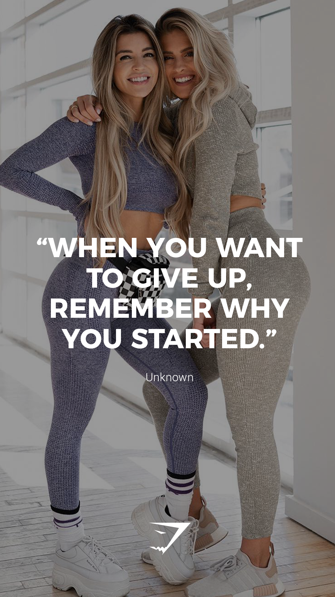 """""""When you want to give up, remember why you started."""" - Unknown. #Gymshark#Quotes#Motivational #Inspiration#Motivate#Phrases #Inspire #Fitness #FitnessQuotes #MotivationalQuotes"""