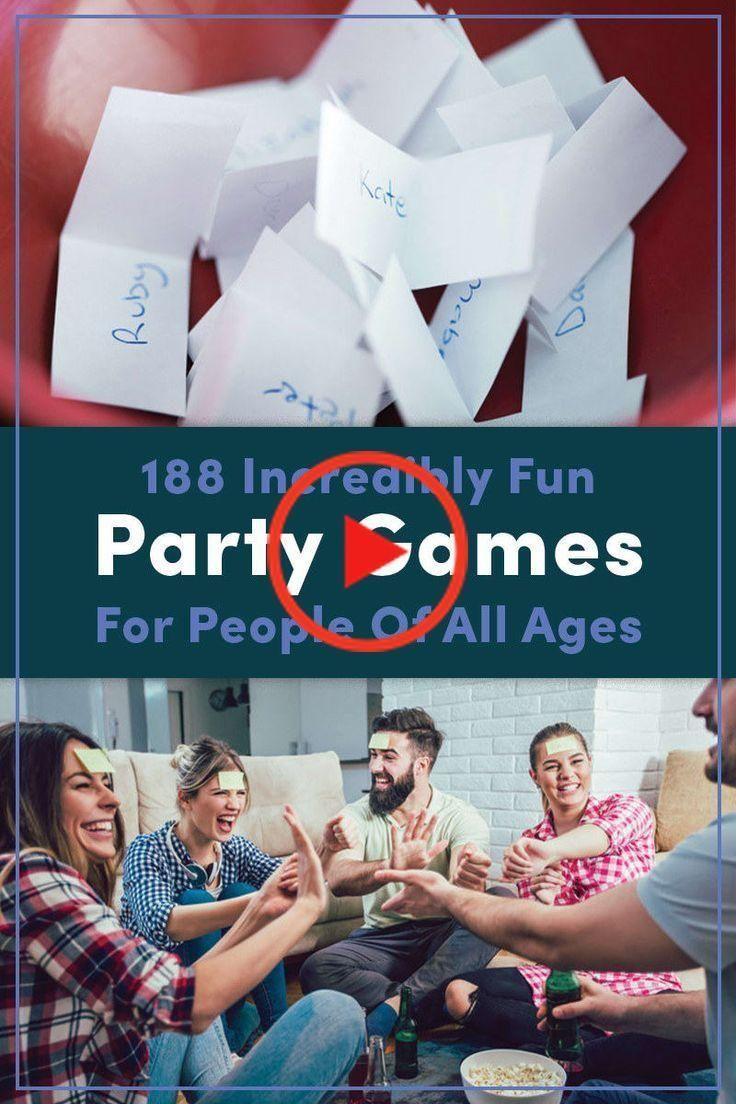 Lustige gruppenspiele kennenlernen