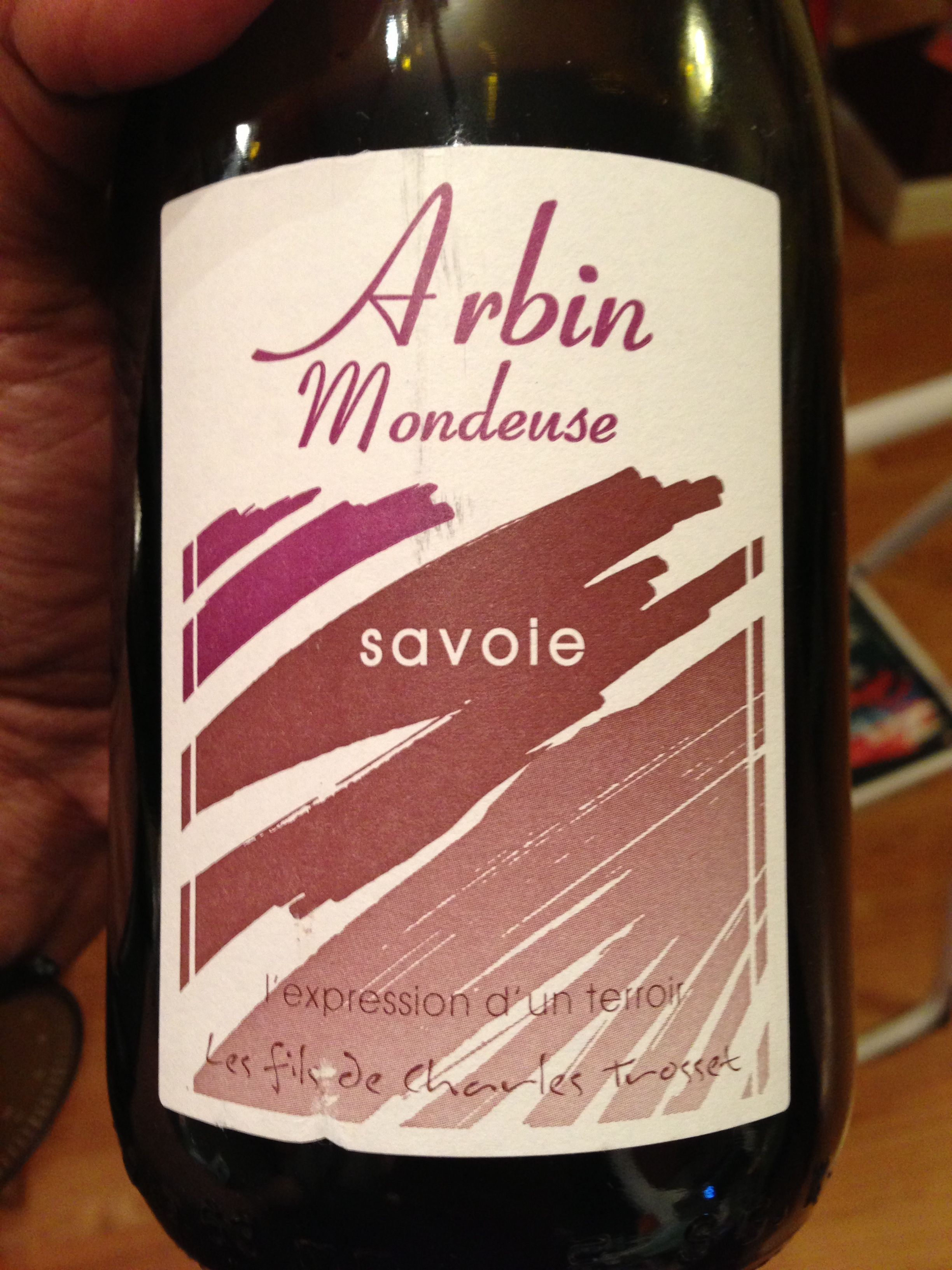 Mondeuse A Bit Like Gamay A Bit Like Pinot Noir Definitely Worth Checking Out Gamay Wine Bottle Pinot Noir