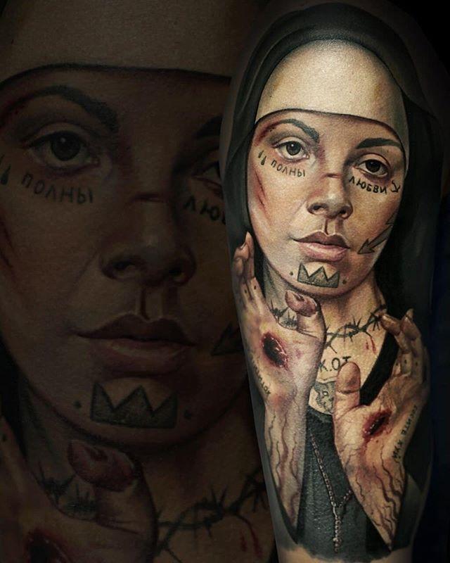 iNKPPL Tattoo Magazine (@inkpplcom) • Фото и видео в Instagram