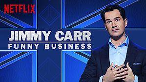 Jimmy Carr Funny Business Art In 2019 Netflix Movies Netflix