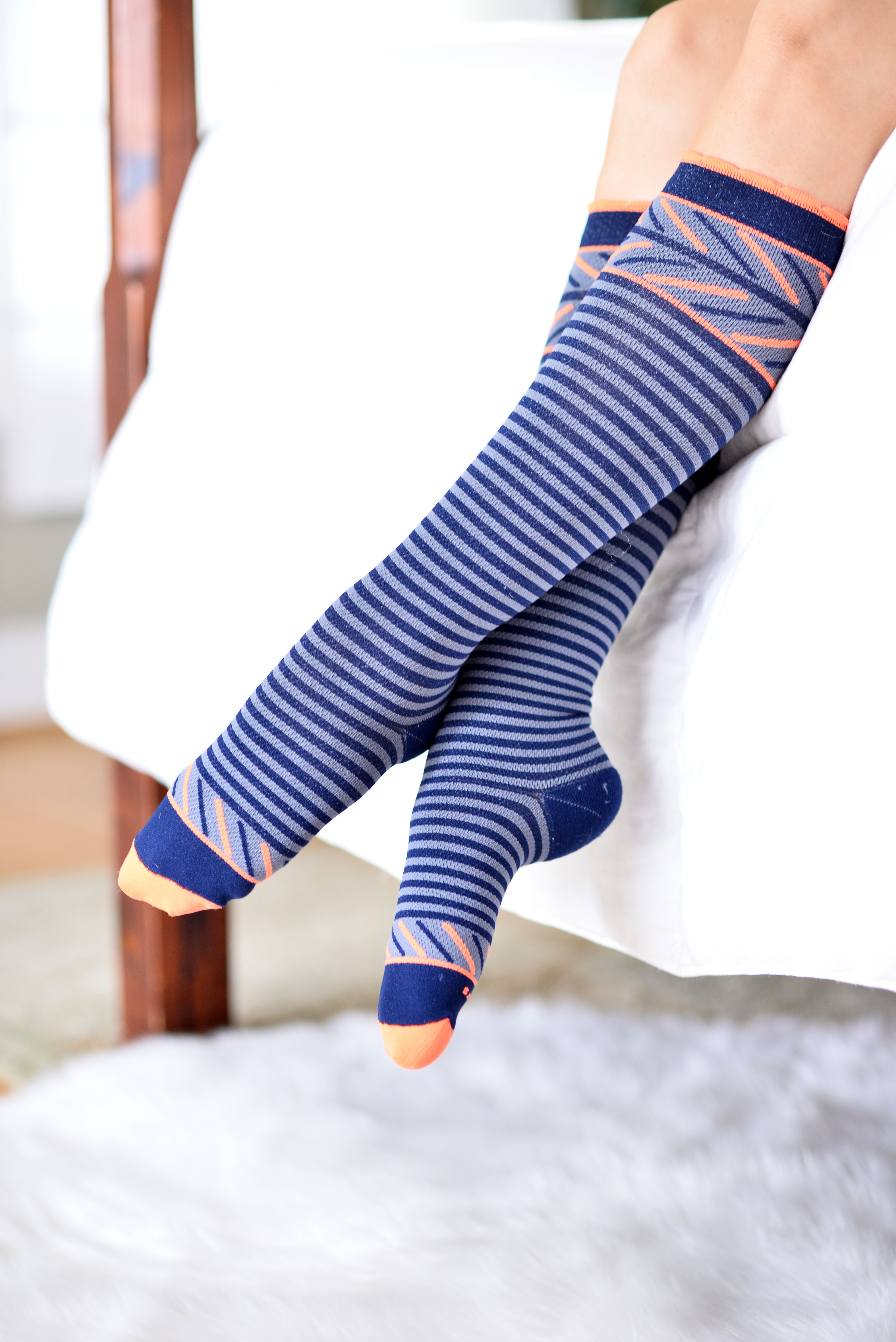 worn women's socks - HD4016×6016
